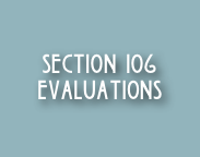 SECTION 106 EVALUATIONS
